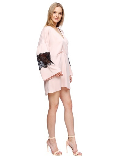 Missguided Elbise Pudra